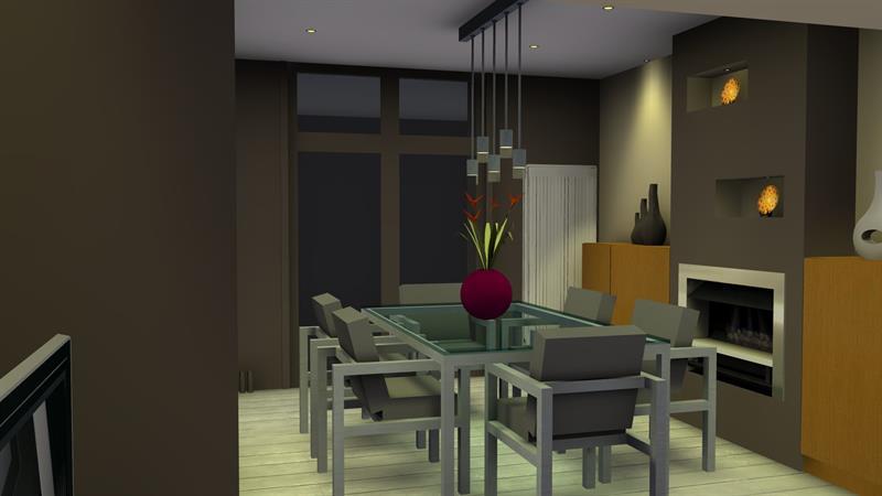 Inspiration eclairage led salon et salle à manger