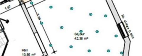 calcul du nombre de spots dans une pi ce delneo. Black Bedroom Furniture Sets. Home Design Ideas